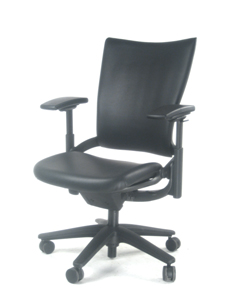 Allsteel Sum Leather Task Conference Chair Consolidated Business