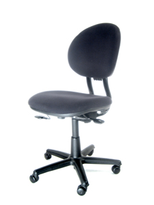 STEELCASE ARMLESS MID BACK CRITERION